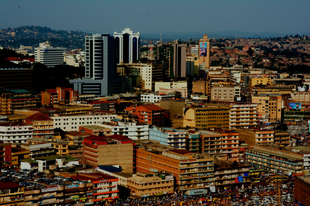 Kampala air pollution ranked 12th worst in the world in 2021