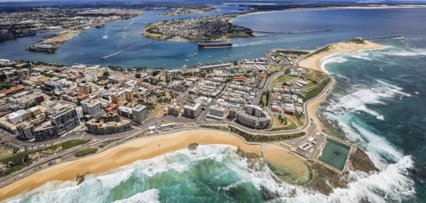Newcastle, Australia, one of least polluted cities in the world