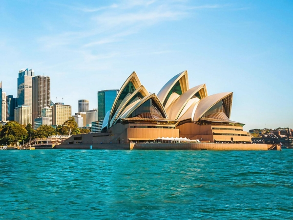 Sydney, Australia, one of least polluted cities in the world