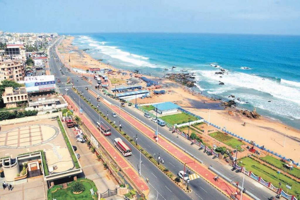 Visakhapatnam air pollution ranked 25th worst in the world in 2021