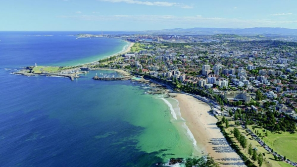 Wollongong, Australia, one of least polluted cities in the world