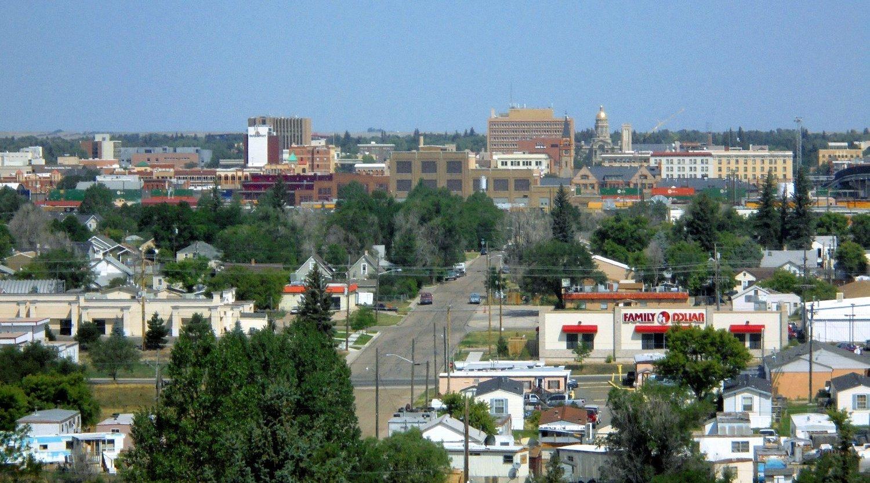 Cheyenne Air Pollution