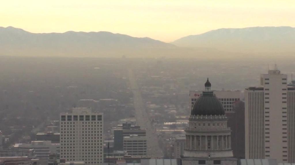 Salt Lake City Air Pollution