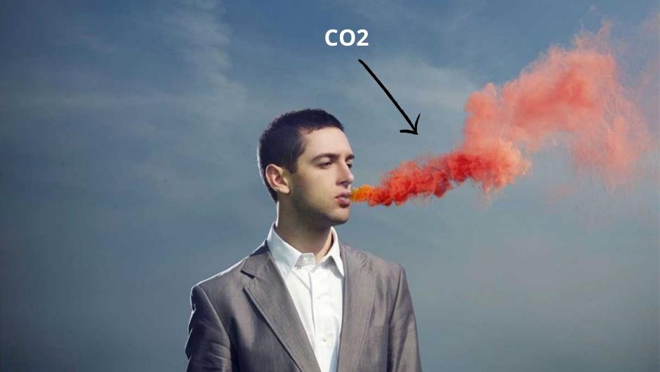 Dangers of high CO2 levels