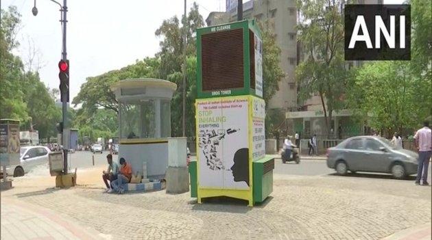 Will Bangalore's smog tower work?