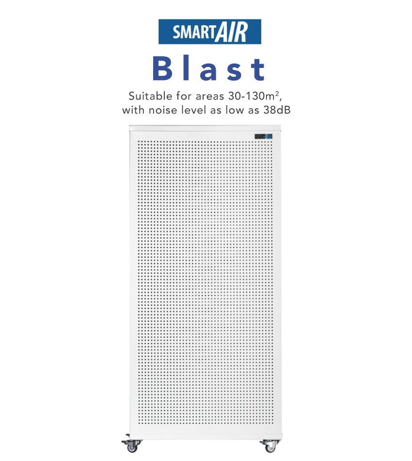Blast Air Purifier large cover area low noise level