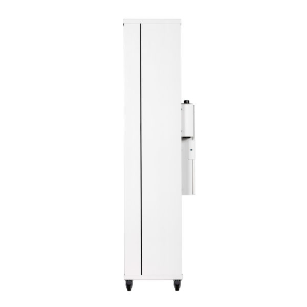 Side view of Blast Air Purifier side