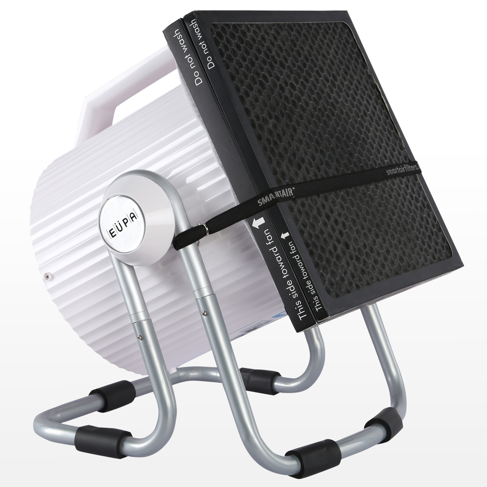 Cannon DIY Air Purifier with Carbon